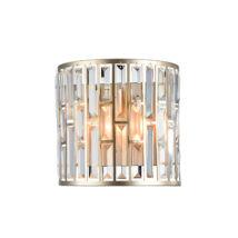 JANET fali lámpa 2xE27 (ELM)