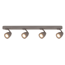 Nancy LED 4,5W 400 Lm 3000K 2XGu10 spot lámpatest Rábalux 6744