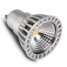 LED LÁMPA-IZZÓ SPOT 4W GU10 COB 6500K hideg fehér