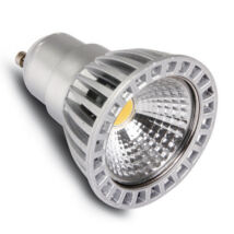 LED LÁMPA-IZZÓ SPOT 6W GU10 COB 4500K természetes fehér