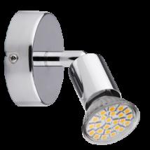 Norton LED Spot 1-es lámpa GU10 3W fényes króm Rábalux 6986