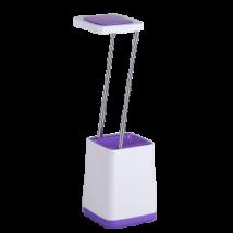 Bob asztali lámpa lila LED 2,5W Rábalux 4047