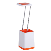 Bob asztali lámpa narancs LED 2,5W Rábalux 4048