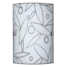 Flower fali lámpa 18x26cm 3841