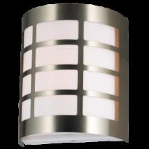 Sevilla kültéri fali lámpa 11W rozsdamentes acél Rábalux 8199