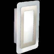 Houston kültéri fali lámpa rozsdamentes acél Rábalux 8228 + ajándék energiatakarékos fénycső