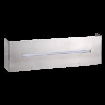 Tolo Kültéri fali lámpa 2*11W rozsdamentes acél Rábalux 8300