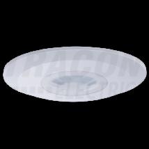 Tracon TMB-011L Infra mennyezeti mozgásérzékelő 360° modern lapos kivitel