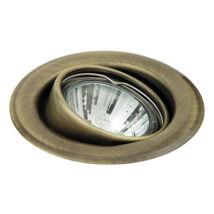 Spot ligh beépíthető halogén GU10  lámpa 3-as szett Rábalux 1125