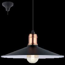 Eglo Bridport vintage lámpatest 49452