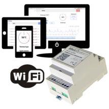PROSMART BBoil Wi-Fi termosztát vezetékes hőérzékelővel internet szobatermosztát