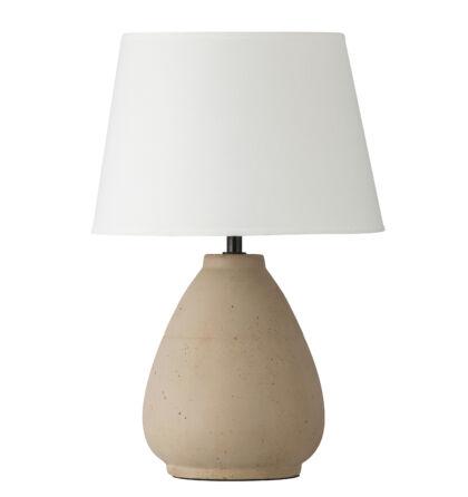 Ivone asztali éjjeli lámpatest 1Xe14 max 40W Rábalux 4368