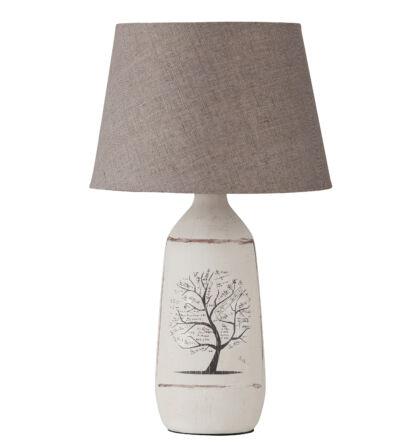 Dora vintage asztali/éjjeli lámpatest 1XE27 max 40w Rábalux 4374