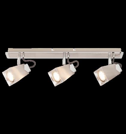 Rada LED  4,5W 400Lm 3000K 3XGU10 spot lámpatest Rábalux 6747