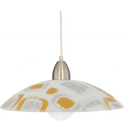Odette függeszték D40cm konyhai mennyezeti lámpa + ajándék energiatakarékos izzó