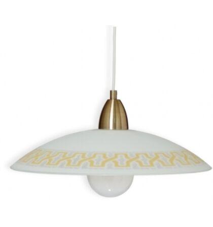 Candy függeszték D40cm konyhai mennyezeti lámpa + ajándék energiatakarékos izzó
