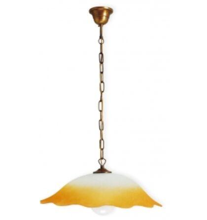 Campona függeszték D40cm konyhai mennyezeti lámpa + ajándék energiatakarékos izzó
