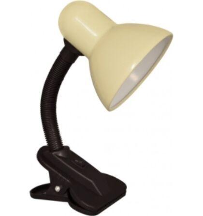 Jack csíptetős sárga íróasztali spot lámpa