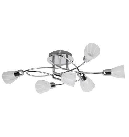 Flaire 6 ágú mennyezeti lámpa Rábalux 6059