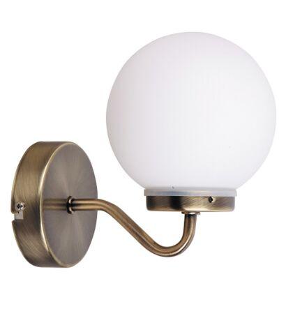 Togo fürdőszobai lámpatest fali  1XE14 max 40w IP44 Rábalux 1302