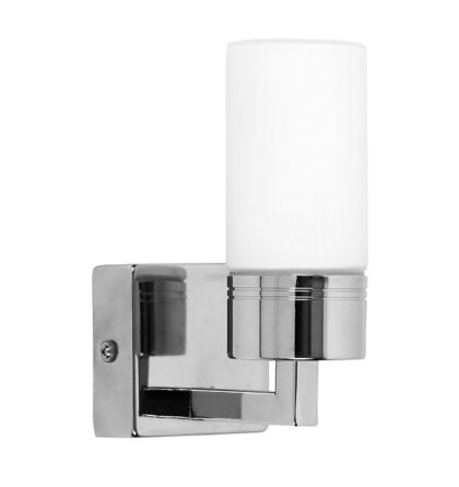 Lexo fürdőszobai lámpatest 1XG9 28W IP44 króm Rábalux 5851