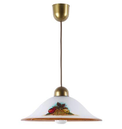 ART 1 D31cm függeszték konyhai mennyezeti lámpa Rábalux 1884