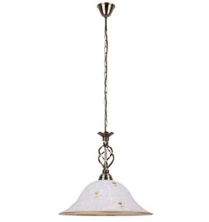 Art flower függeszték konyhai mennyezeti lámpa  D40cm Rábalux 7176
