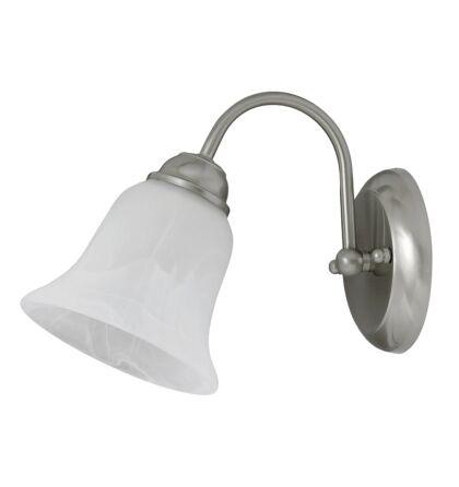 Francesca fali lámpa ezüst Rábalux 7361