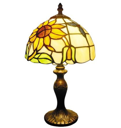 Keira Tiffany asztali lámpa Rábalux 8039