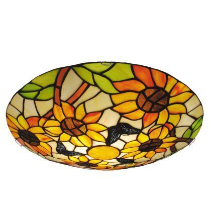 Keira D40 Tiffany mennyezeti lámpa Rábalux 8040