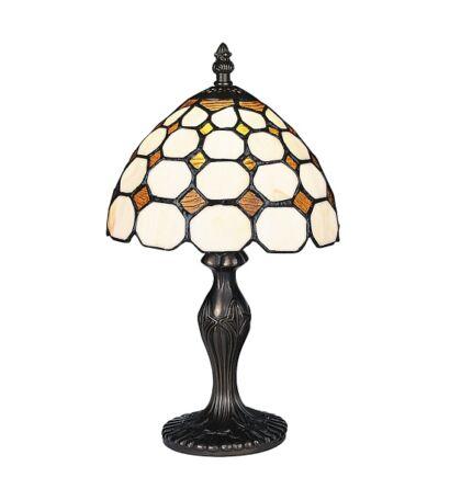 Marvel asztali lámpa tiffany Rábalux 8072