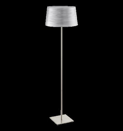 Eglo állólámpa E27 1x60W matt nikkel/szürke Fonsea 94312