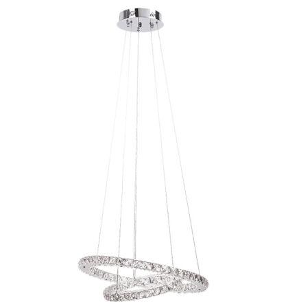 Carrie modern beépített LED 36W függeszték Rábalux 2442