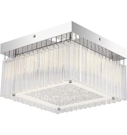 Marcella modern LED18W mennyezeti lámpatest Rábalux 2451