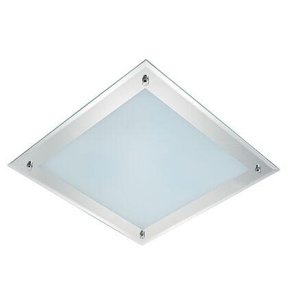 Ann mennyezeti lámpatest 40x40 Rábalux 2864 +ajándék kompakt fénycsővel