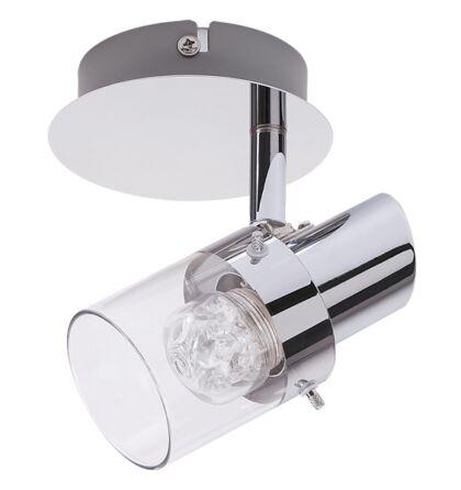 Dakota LED 4,5W fali spot lámpatest Rábalux 6671