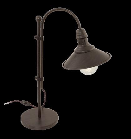 Eglo Stockbury vintage mennyezeti lámpatest 49459