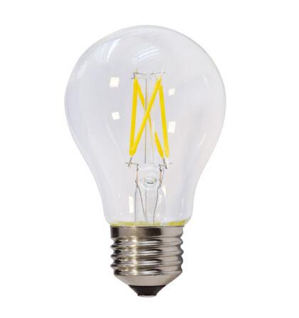 LED filament lámpa izzó COG  E27 7W = 60W 630 lumen 2700K meleg fehér (TR)
