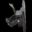 Tracon SMD 30W 4000K 2700 Lm természetes fehér fényvető mozgásérzékelővel IP65 110°, 3-10m fekete RSMDLM30