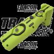 Tracon Electric Li-Ion akkus LED szerelőlámpa 3/1 W 6000K hideg fehér 3,7V  2200mAh 300/100 lm IP44 3 h STLM4W