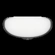 Erfurt kültéri LED 12W  antracit lámpatest  IP44 Rábalux 8768