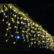LED-es hókristály fényfüggöny KAF 8/F