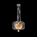 Nesy mennyezeti kristály csillár lámpatest (Elm)