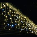 Somogyi LED-es jégcsap fényfüggöny sziporkázó 10m kültéri KAF 600L 10M