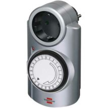 Brennenstuhl mechanikus időkapcsoló kapcslóóra LED funkciókijelzovel MT 20 Primera-Line MT20