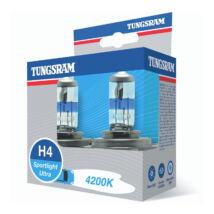 Tungsram Sportlight Ultra +30% autó izzó 50440SBU H4 2db/csomag