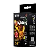 Emos karácsonyi fényfüzér időzítővel 40 LED 4m vintage ZY1431T