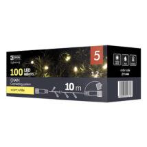 Emos CNT karácsonyi fényfüzér 100 LED 10m meleg fehér ZY1440