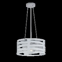 Elmark HELIX mennyezeti modern lámpatest fehér 3XE27 D400 955HELIX3/WH