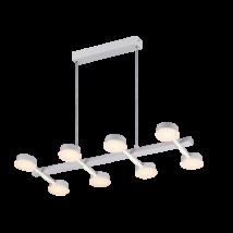 AZZAR LUXUS mennyezeti LED lámpatest 72W 5400lm 3000K meleg fehér 955AZZAR72